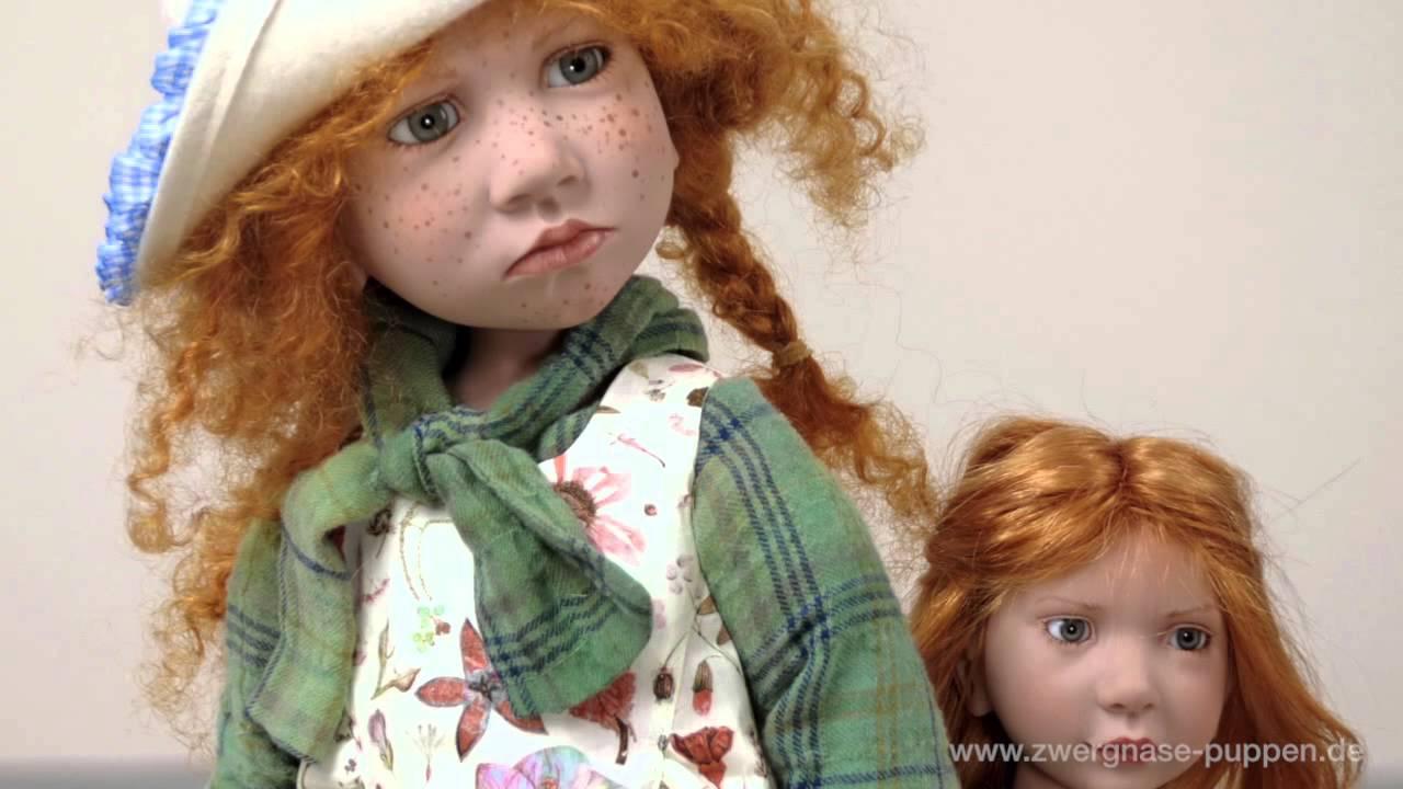 Zwergnase Puppen