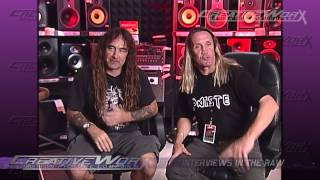 Iron Maiden - Steve Harris &  Nicko McBrain Interview