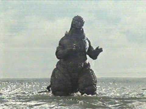 Godzilla X Zedus/Toho vs Daiei