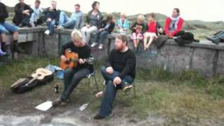 Murder: Picker of Cotton (outdoor acoustic live)