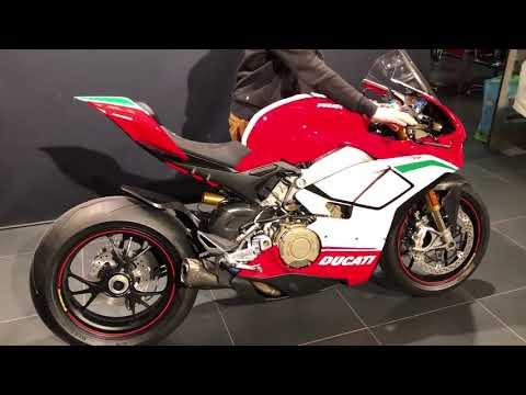 Ducati Panigale V4 Speciale Sound
