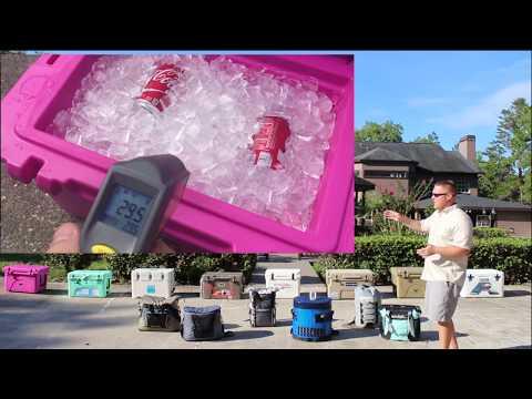 Best Of The Best Ice Challenge: TechniIce vs Kysek, Sub Z, Orca, Engel, Siberian Alpha, nICE Coolers
