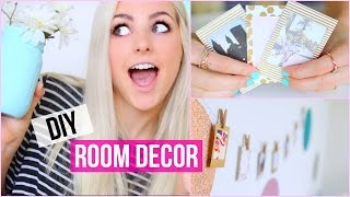 Make Your Room Pretty! Diy Room Decor Ideas! | Aspyn Ovard