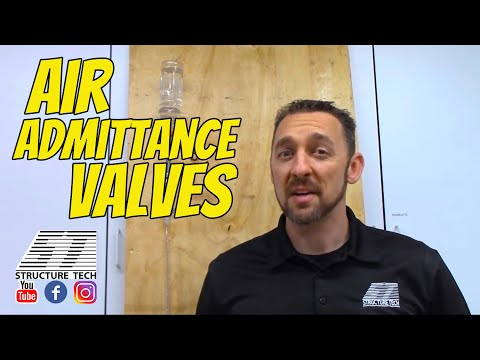 air-admittance-valves