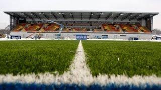 Saracens FC unveil new artificial pitch