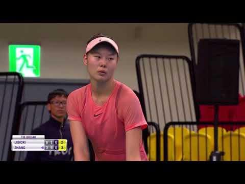 Tie breaker Taiwan Open