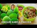 Junglee Karela Pakoda Spicy Crispy Crunchy and Delicious | 4K