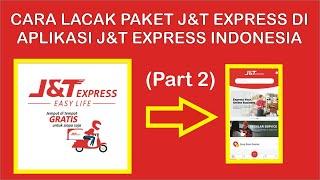CARA LACAK PAKET J&T EXPRESS DI APLIKASI J&T EXPRESS INDONESIA |Tutorial Sederhana| |Part2| screenshot 4