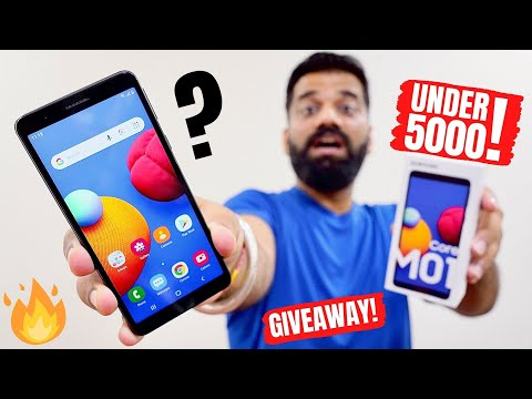 This Is the Most Affordable Samsung Smartphone *Under 5000INR* GIVEAWAY🔥🔥🔥