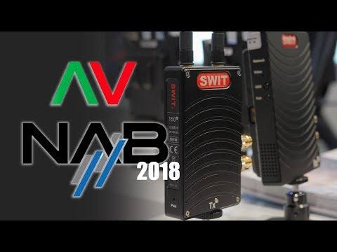 Swit Wireless HDMI/ SDI - NAB 2018