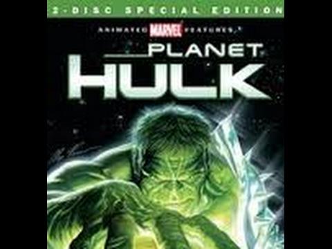 Planet Hulk - comics - 2010 - Trailer - YouTube