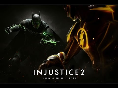 INJUSTICE 2 EVERY BATTLE DEFINES YOU ANNOUNCET