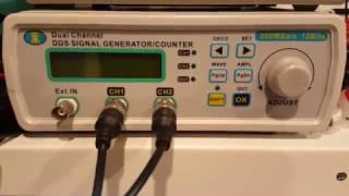 Signal generator in your pocket screenshot 4