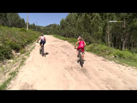 Pontevedra Cross Triathlon elite men's highlights