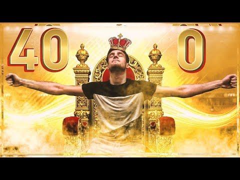 40-0 EN FUT CHAMPIONS EN FIFA 18!!