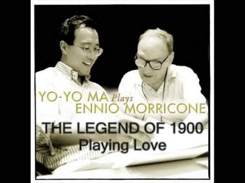 Yo-Yo Ma plays Ennio Morricone # The Legend of 1900 - Playing Love
