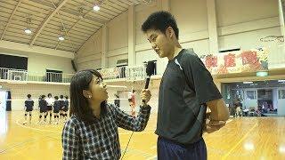 中学2年で202cm!オリンピック目指すバレーボール男子 香川・高松市