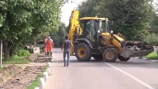 Ремонт тротуаров в Бронницах