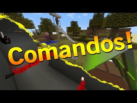 SUPER COMANDOS 1.9 - Parques, Campamentos Y Bancos / Comando