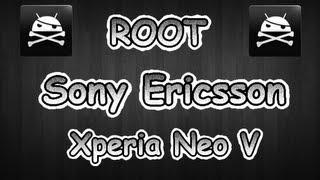 видео Как получить root Sony Xperia neo