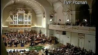Joanna Kleibe - Ignacy Jan Paderewski Piano Concerto op. 17, Mov 1, Part 1/2