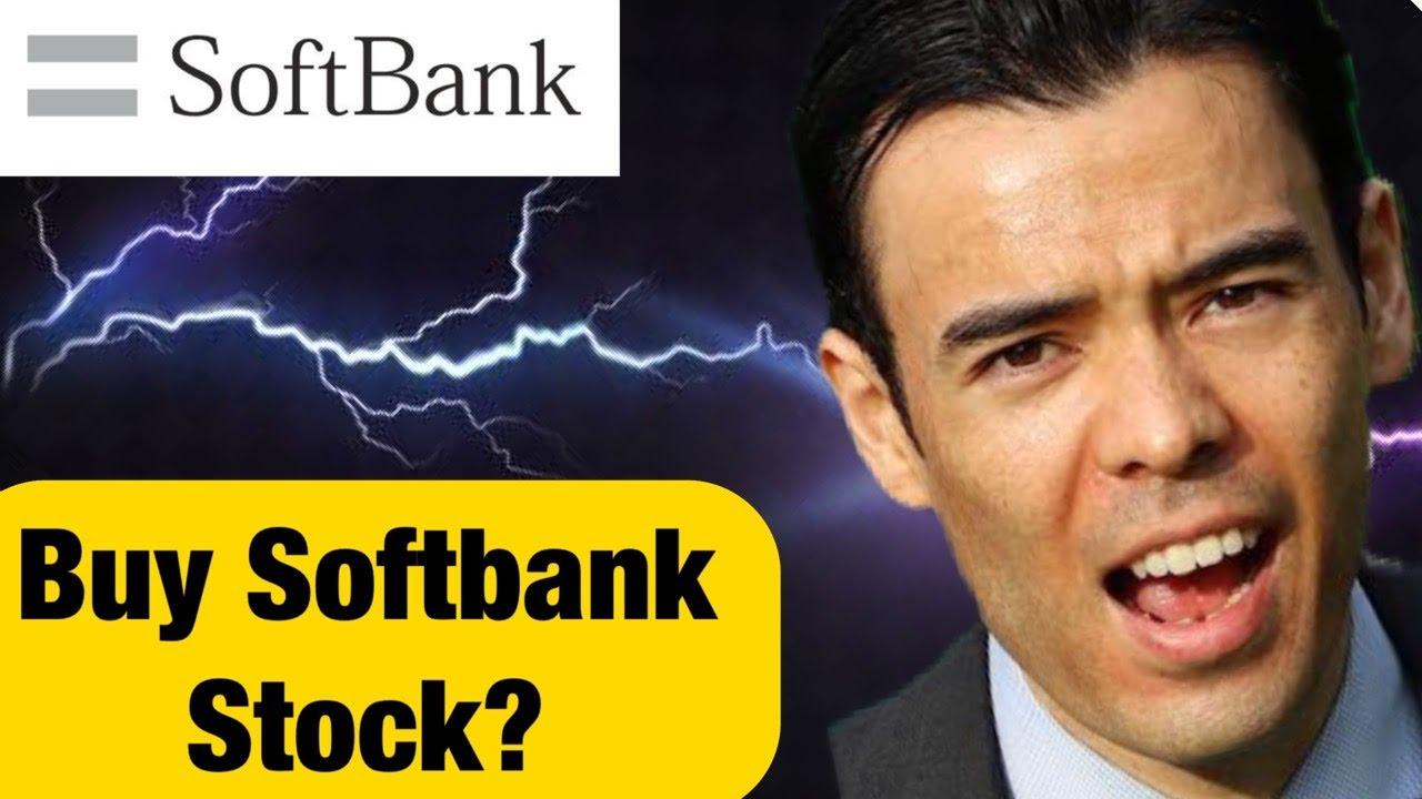 softbank stock dividend