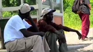 Culture Shock Sudanese refugees coming to America