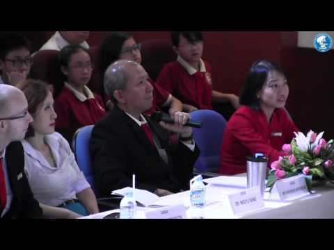 The Asian International School l Cao Thang Campus l English Speaking Contest  2016