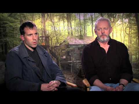 Bobby Rivers with David Morse & Thomas M. Wright: OUTSIDERS