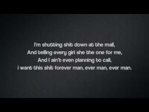 Drake - Forever ft Kanye West, Lil Wayne and Eminem (Lyrics)