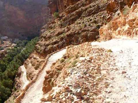 Morocco Mountain Road - Igmir 3
