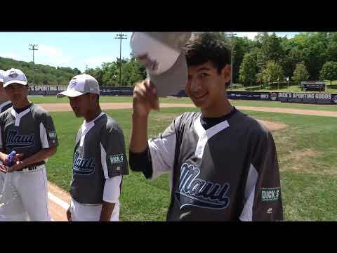 2016 Pony League World Series Game #6 - Maui, Hawaii 9 vs. Paderborn, Germany 0