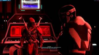 Star Wars: Knights of the fallen Empire Gameplay 2015 - Sith Warrior Part 2