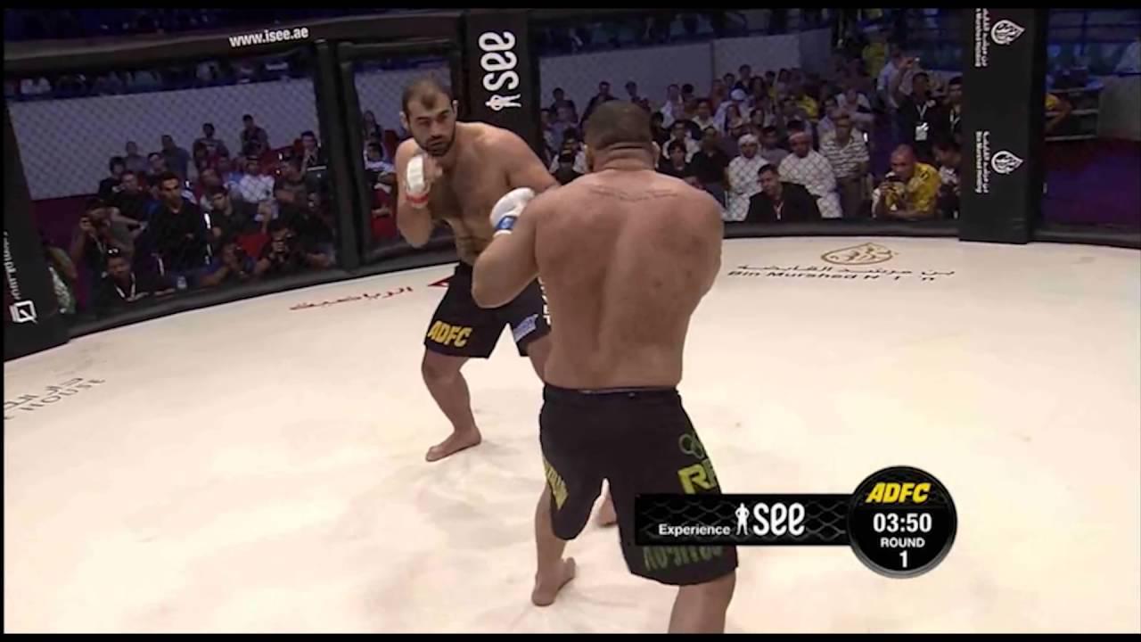 Marcos \'Santa Cruz\' Oliveira - MMA HL - YouTube
