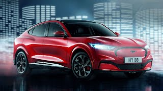 FIRST LOOK: Ford Mustang Mach-E Electric SUV | Top Gear
