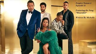 Beautiful Song From TV Show Empire Season 4 Episode 11 - full length version of official song