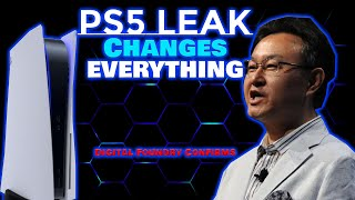 Digital Foundry Just Leaked The Biggest PS5 News So Far! Sony's Console Changes Next Gen!