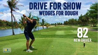 NEW DRIVER SMASH - Drive for Show INSIDE 140 FOR THE DOUGH! Strokes Gained POINTLESS