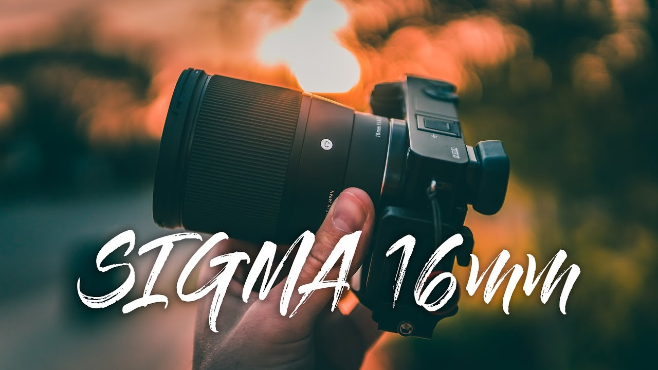Sigma 16mm 1.4 Review [Sony e mount] - Is it too good to be true?