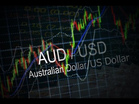 Video: AUD/USD – The Aussie Looks to be Preparing to Bounce Higher