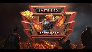 """SMITE - 5.20 Update Show VOD - """"A Necessary Darkness"""""""