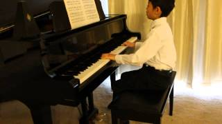 First Lessons in Bach Book 1 No.1 Minuet (Full)