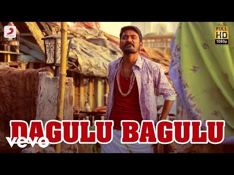 Maas - Dagulu Bagulu Video | Dhanush, Kajal Agarwal | Anirudh