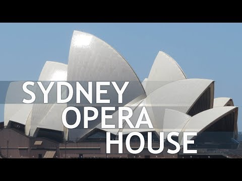 Sydney Opera House | a detailed visit