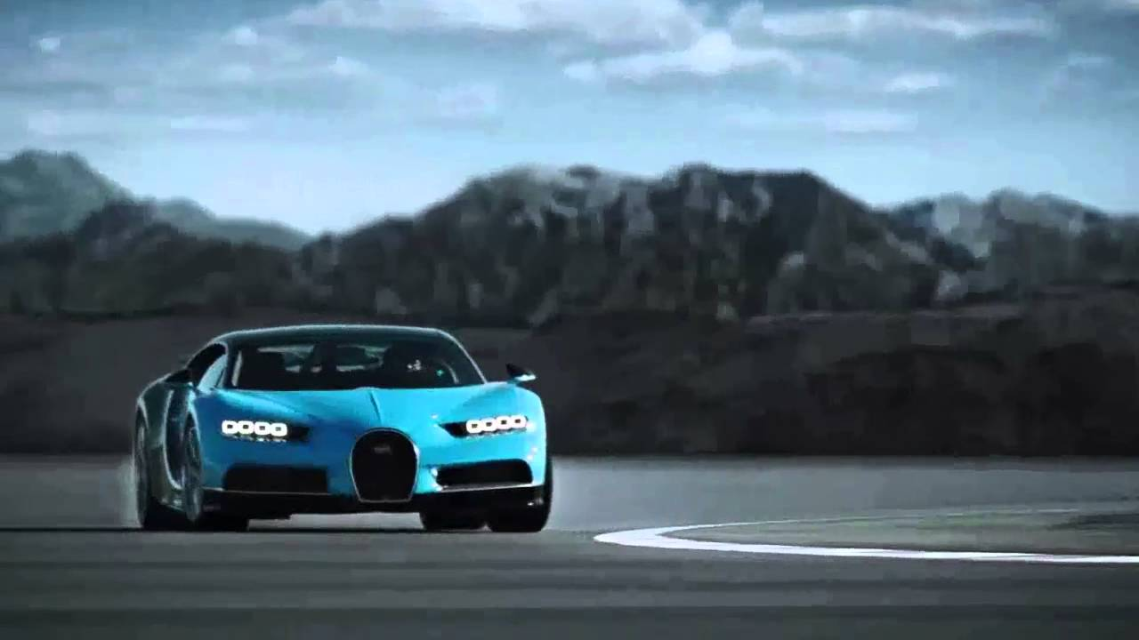 What Is The Fastest Production Car In The World >> Bugatti Chiron: Top Speed!!!!! - YouTube