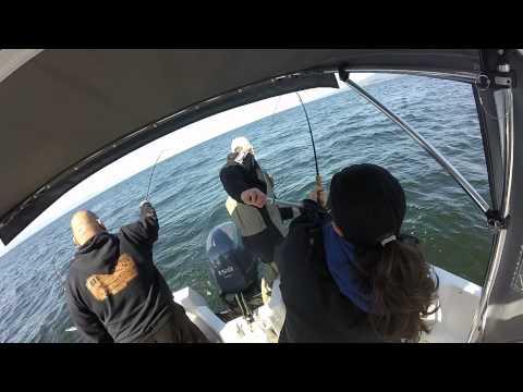 Salmon Fishing At The Hump
