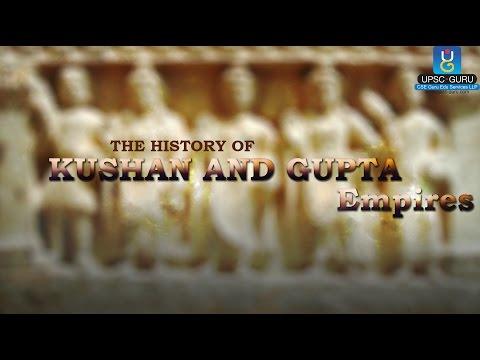 IAS (UPSC) Preparation : Kushan and Gupt