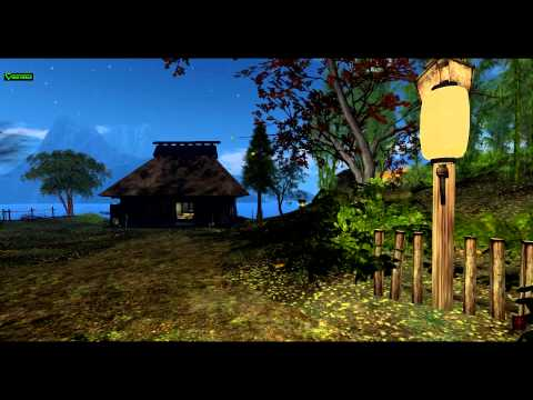 Second Life - Touring Neat Places - Brief Introduction