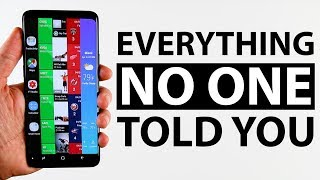 S9+ Edge Review: Everything No One Told You About The Edge Screen
