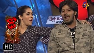 Funny Task | Dhee Jodi | 26th April 2017 | ETV Telugu